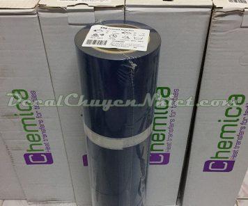 Decal chuyển nhiệt màu xanh dương của Pháp blue 109 PVC